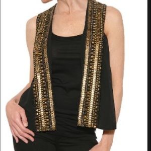 Twelfth Street By Cynthia Vincent Coin Vest
